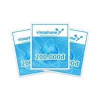 Thẻ cào điện thoại Vinaphone 200