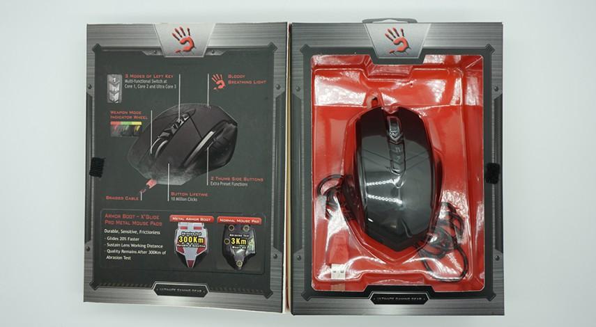 Mouse A4 TECH V7M