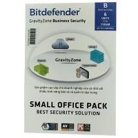 Phần mềm diệt Virus Bitdefender Small Office 2 Sever + 4PCs
