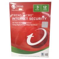 Phần mềm diệt Virus Trend Micro Internet Security 3PC ...