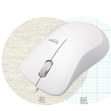 Mouse Elecom M-BL24UBSWH