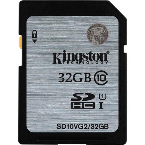 Thẻ nhớ SD 32GB Kingston 45Mb/s