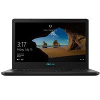Laptop ASUS F570ZD-FY415T (Black Plastic)