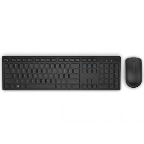 Keyboard + Mouse Dell KM636