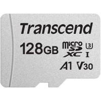 Thẻ nhớ 128GB Micro-SD Transcend TS128GUSD300S-A