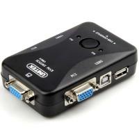 Bộ chia Data KVM USB 2-1 Unitek U8709