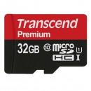 Thẻ nhớ 32GB Micro SD Transcend