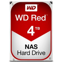 HDD 4TB WD40EFRX (Red)