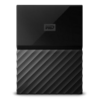 HDD 2TB WD My PassPort Portable WDBS4B0020BBK-WESN
