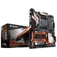 Mainboard Gigabyte X470 AORUS GAMING 5 WIFI