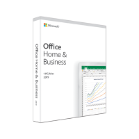 Phần mềm Microsoft Office Home and Business 2019 English ...