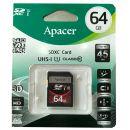 Thẻ nhớ 64GB SD Apacer