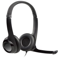 HeadPhone Logitech H390