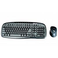 Keyboard + Mouse E-DRA EC888BK