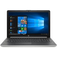 Laptop HP 15-da0033TX 4ME73PA (Natural Silver)