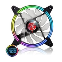 Fan RAIJINTEK SKLERA 12 RBW ADD-3