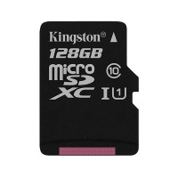 Thẻ nhớ 128GB Micro SDXC Canvas Kingston