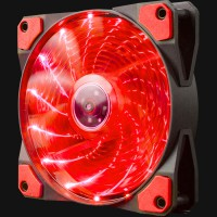 "Fan CASE 12"" lED MARVO FN-10"