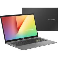 Laptop ASUS Vivobook S533EQ-BQ011T (ĐEN)