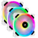 Bộ 3 Fan Corsair LL120 RGB CO-9050092-WW kèm Node PRO