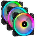 Bộ 3 Fan Corsair LL120 RGB CO-9050072-WW kèm Node PRO