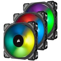 Bộ 3 Fan Corsair ML120 PRO RGB kèm Node PRO CO-9050076-WW