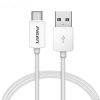 Cáp Pisen USB Type-C (2A) dài 1m MU14-1000
