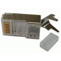 Đầu mạng RJ45 DINTEK FTP Cat.6 chống nhiễu (1501-88032)