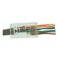 Đầu mạng xuyên thấu DINTEK ezi-PLUG RJ45 (1501-88060)