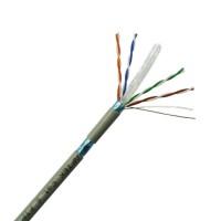Cable mạng APTEK Cat.6 FTP bọc nhôm chống nhiễu 305m