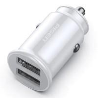 Sạc Pisen Dual USB Car 2.4A BL-CC01LS
