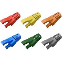 Đầu chụp hạt mạng DINTEK RJ45 Boot đa màu (100 cái)