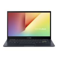 Laptop Asus VivoBook Flip 14 TM420IA-EC227 (Đen Bespoke)