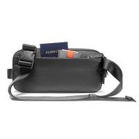 Túi đeo chéo Tomtoc (usa) Lghtweight Codura Sling Bag Black (H02-A04D)