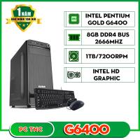 Máy bộ TNC G6400 HDD 8GB