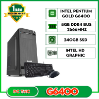 Máy bộ TNC G6400 SSD 8GB