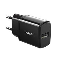 Củ sạc điện thoại USB-A 2.1A Ugreen 50459 (Đen)