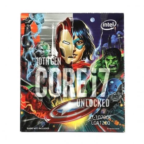 CPU Intel Core i7 10700KA