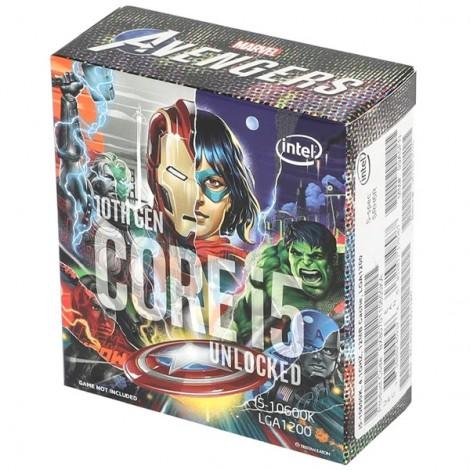 CPU Intel Core i5-10600KA