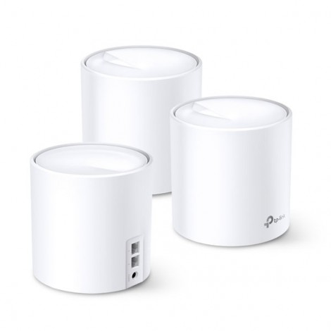 Hệ thống Wifi Mesh TP-Link Deco X60 (3-pack)