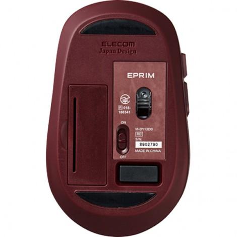 Mouse Wireless ELECOM M-DY13DBRD