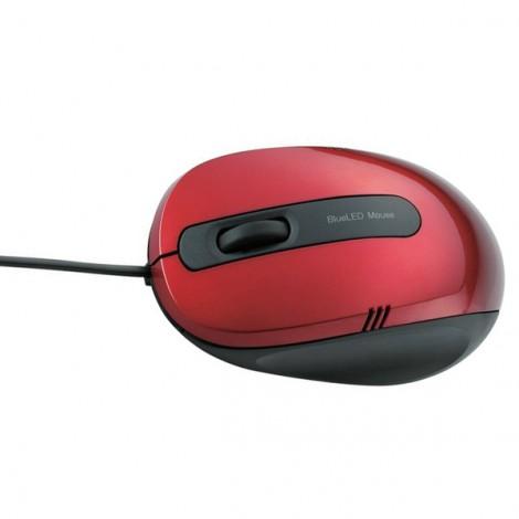 Mouse Elecom M-BL16UBRD (Màu đỏ)