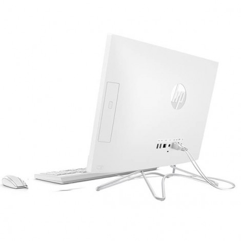Máy bộ HP 22-c0057d 4LZ23AA (Trắng)