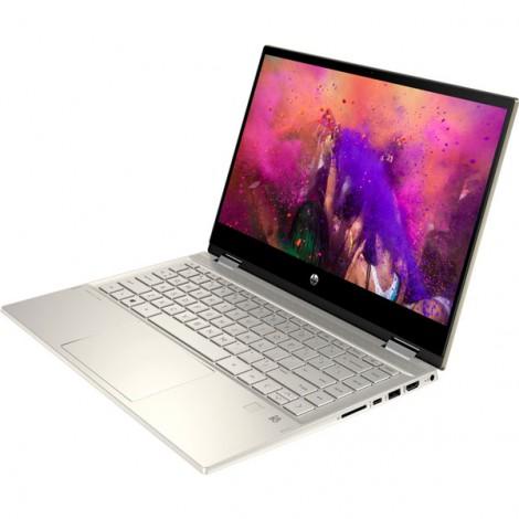 Laptop HP Pavilion x360 14-dw1017TU 2H3L9PA(VÀNG)