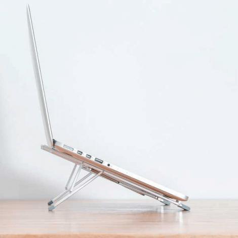 Giá đỡ tản nhiệt Hyperstand Folding Alumium for Macbook/Laptop/Ipad (HTU6)