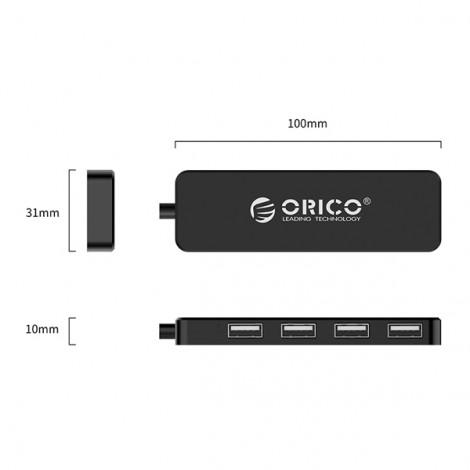 HUB USB Orico FL01-BK