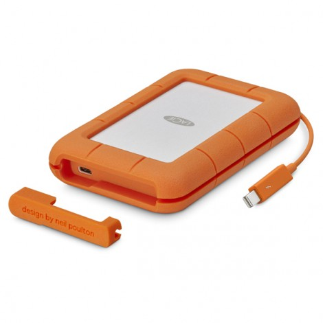 Ổ cứng HDD 5TB LACIE Rugged Thunderbolt STFS5000800