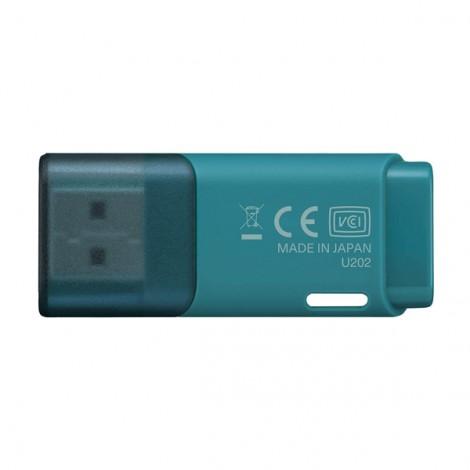 USB 16GB Kioxia LU202L016GG4 (Xanh nhạt)