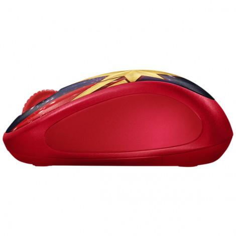 Mouse Logitech M238 Captain Marvel
