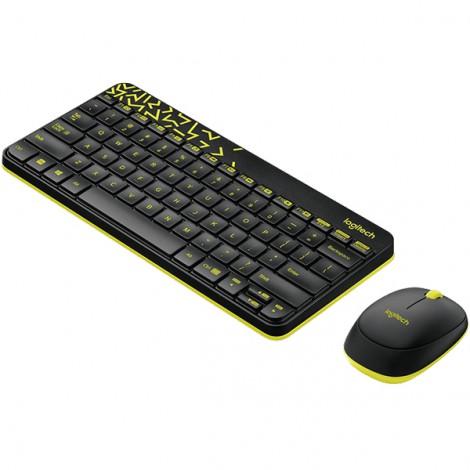 Keyboard + Mouse Logitech MK240